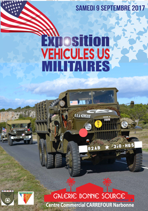 EXPOSITION VÉHICULES US MILITAIRES