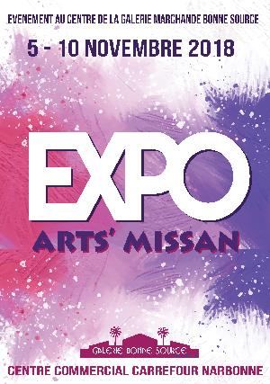 EXPOSITION ARTS' MISSAN
