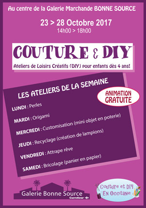 COUTURE AND DIY