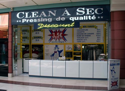 CLEAN A SEC